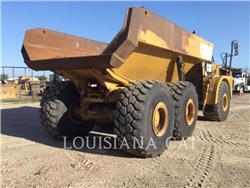 Caterpillar 740B, Dumper - Knickgelenk, Bau-Und Bergbauausrüstung