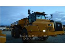 Caterpillar 745, Шарнирно-сочленённые самосвалы, Строительное