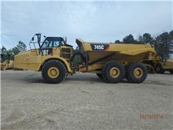 Caterpillar 745 C、铰接式自卸车、建筑设备