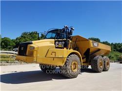 Caterpillar 745C, Шарнирно-сочленённые самосвалы, Строительное