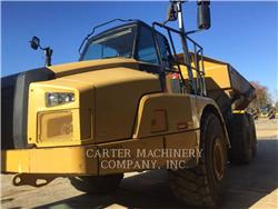 Caterpillar 745C, Tombereau articulé, Équipement De Construction