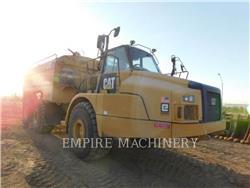 Caterpillar 745C WT, Knik dumptrucks, Bouw