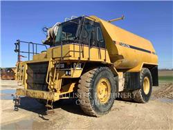 Caterpillar 773D, Articulated Dump Trucks (ADTs), Construction