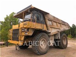 Caterpillar 773E, Articulated Dump Trucks (ADTs), Construction