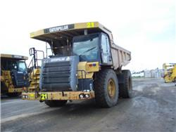 Caterpillar 773F, Articulated Dump Trucks (ADTs), Construction