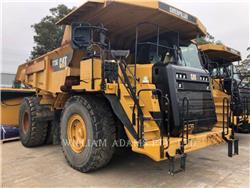 Caterpillar 773G, Camiões articulados, Equipamentos Construção