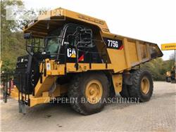 Caterpillar 775GLRC, Articulated Dump Trucks (ADTs), Construction