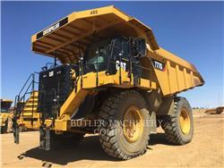 Caterpillar 777G, Dumper - Knickgelenk, Bau-Und Bergbauausrüstung