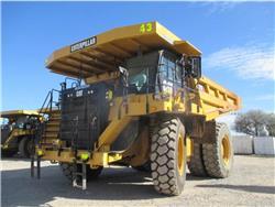 Caterpillar 777GLRC, Transportoare articulate, Constructii
