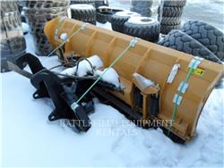 Caterpillar 8.FT.SNOW.PLOW, snow removal, Agriculture