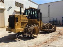 Caterpillar 815F, Compactors, Construction