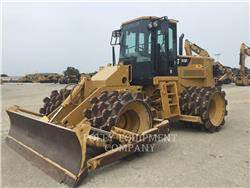 Caterpillar 815F2, Compactors, Construction