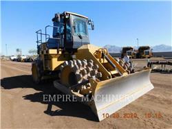Caterpillar 815K CA、土壤压实机、建筑设备