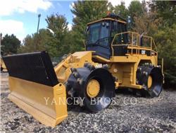 Caterpillar 826G, Compactadores, Equipamentos Construção
