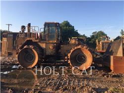 Caterpillar 836H, Compactadores, Equipamentos Construção