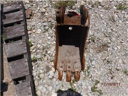 Caterpillar 9 BUCKET FOR MINI-EXCAVATOR, bucket, Construction