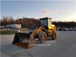 Caterpillar 930H, Pás carregadoras de rodas, Equipamentos Construção