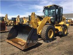 Caterpillar 930K FC, Pás carregadoras de rodas, Equipamentos Construção