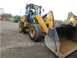 Caterpillar 930M FC、ホイールローダー・タイヤショベル、建設
