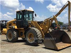 Caterpillar 938K, Incarcator pe pneuri, Constructii