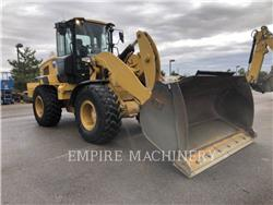 Caterpillar 938M FC, Incarcator pe pneuri, Constructii