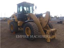 Caterpillar 938M FC, Cargadoras sobre ruedas, Construcción