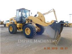 Caterpillar 938M FC, Ładowarki kołowe, Sprzęt budowlany