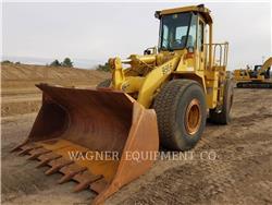 Caterpillar 950F, Pás carregadoras de rodas, Equipamentos Construção