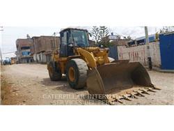 Caterpillar 950H、轮式装载机、建筑设备