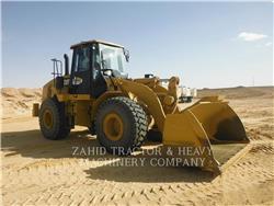 Caterpillar 950H、ホイールローダー・タイヤショベル、建設