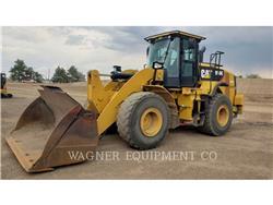 Caterpillar 950K FC, Cargadoras sobre ruedas, Construcción