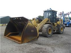 Caterpillar 950M, Pás carregadoras de rodas, Equipamentos Construção