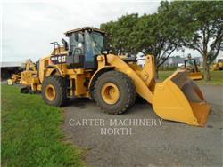 Caterpillar 950M, Pale gommate, Attrezzature Da Costruzione