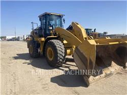 Caterpillar 950M、轮式装载机、建筑设备