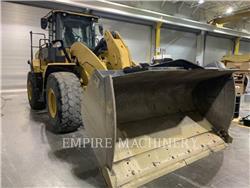 Caterpillar 950M FC, Wielladers, Bouw