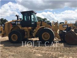 Caterpillar 950M QC, Wielladers, Bouw
