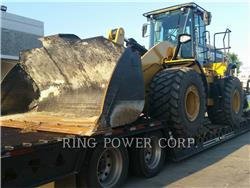 Caterpillar 950MQC, Incarcator pe pneuri, Constructii