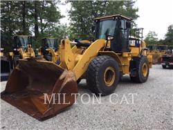 Caterpillar 962K, Incarcator pe pneuri, Constructii