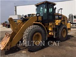 Caterpillar 962M, Ładowarki kołowe, Sprzęt budowlany
