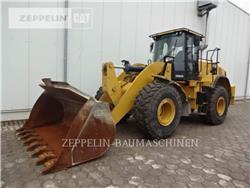 Caterpillar 962M, Incarcator pe pneuri, Constructii