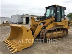 Caterpillar 963K, carregadeira de esteiras, Equipamentos Construção