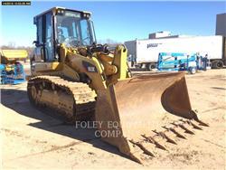 Caterpillar 963K, chargeurs sur chaines, Équipement De Construction