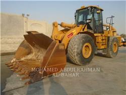 Caterpillar 966H, Ładowarki kołowe, Sprzęt budowlany