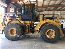 Caterpillar 966K, Pás carregadoras de rodas, Equipamentos Construção