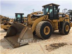 Caterpillar 966K, Chargeuse sur pneus, Équipement De Construction