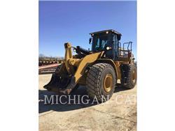 Caterpillar 966M 3Q, Wheel Loaders, Construction