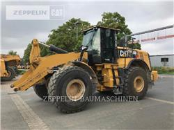 Caterpillar 966MXE、轮式装载机、建筑设备