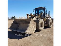 Caterpillar 972H, Wheel Loaders, Construction