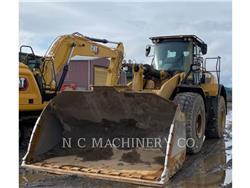 Caterpillar 972M, Cargadoras sobre ruedas, Construcción