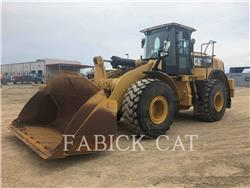 Caterpillar 972MXE, Wheel Loaders, Construction
